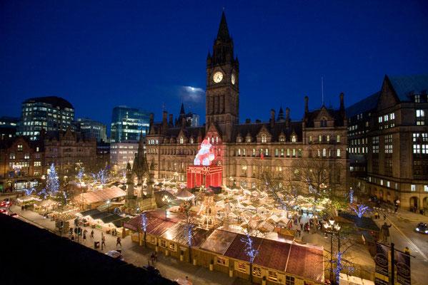 Manchester European Best Destinations - Copyright www.visitmanchester.com