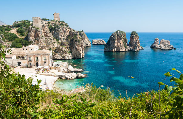 Sicily - European Best Destinations - Scopello in Sicily - Copyright Gandolfo Cannatella