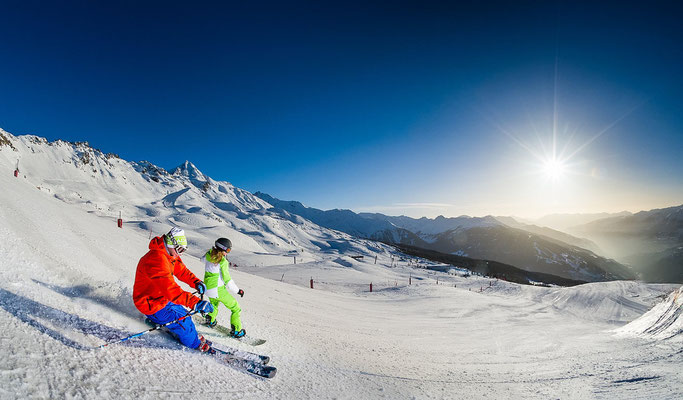 Les Arcs European Best Destinations - Copyright Andy Parant