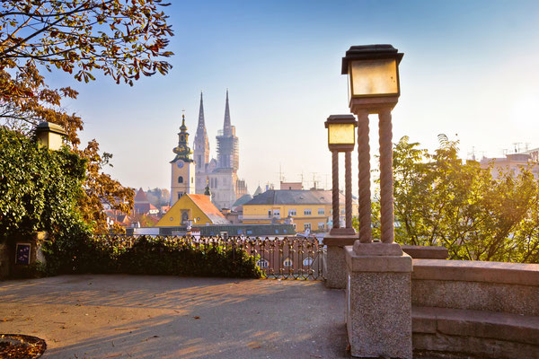 Zagreb European Best Destinations - Copyright xbrchx