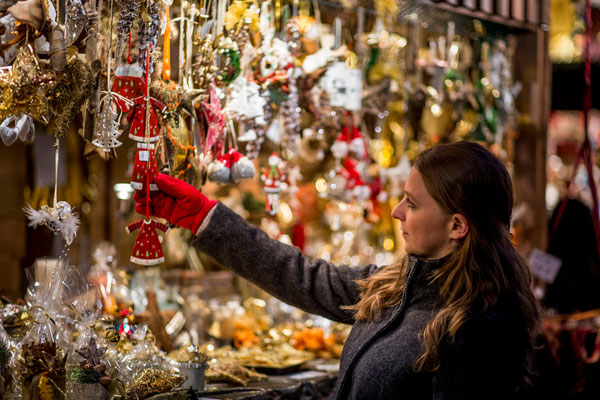Graz Christmas market Copyright - Graz Tourismus / Tom Lamm