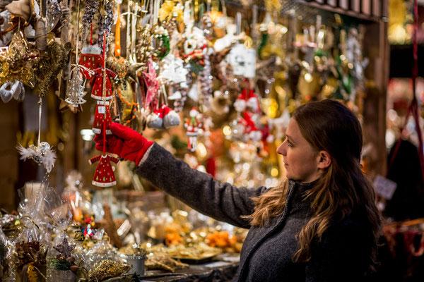 Graz Christmas market Copyright - Graz Tourismus / Tom Lamm