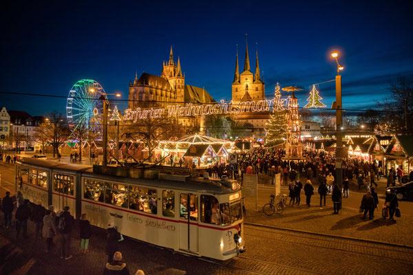 Erfurt Christmas Market - Photographer & Copyright: Matthias Frank Schmidt -  www.fotograf-erfurt.de