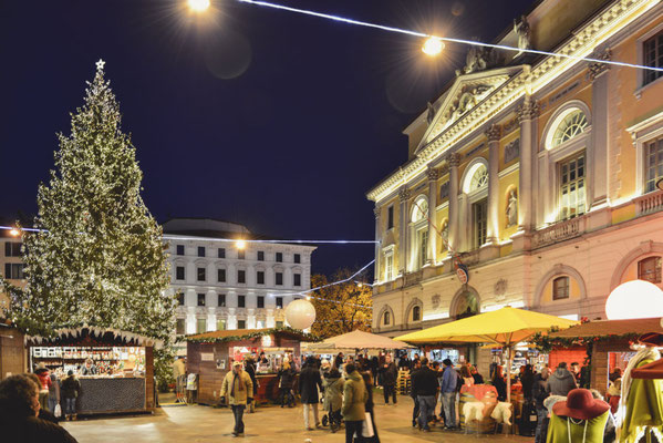 Best Christmas Markets in Europe - Lugano Christmas Market