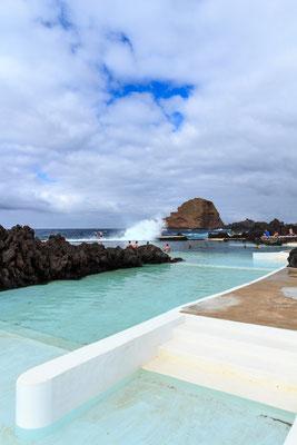Natural swimming pools in Porto Moniz, Madeira, Portugal - Copyright DaLiu