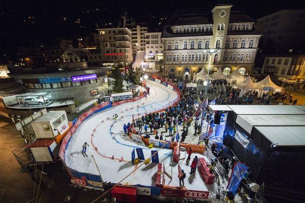 ENGADIN St. Moritz - Copyright St. Moritz City Race Signature Giancarlo Cattaneo