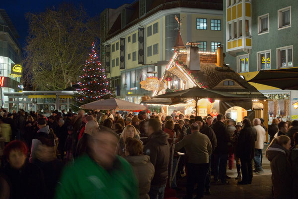 Worms Christmas Market Copyright Bernward Bertram