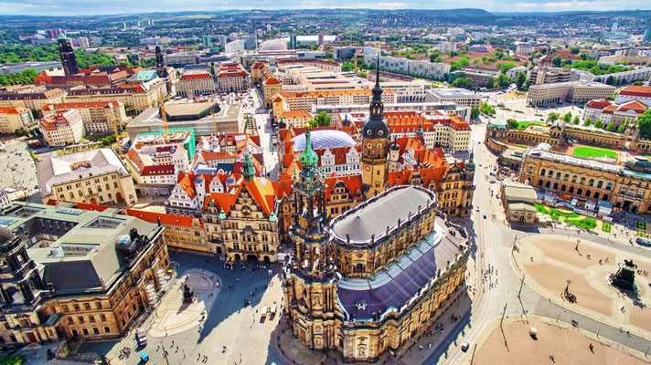 Dresden - European Best Destinations Copyright Brian Kinney
