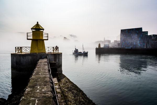 Reykjavík Harbour - Copyright Ragnar Th. Sigurdsson / Visit Reykjavik