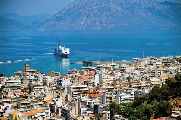 PAtra, Region of Western Greece - European Best Destinations - European Destinations of Excellence - Sustainable tourism in Europe