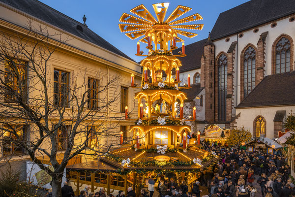 Basel Christmas Market.Best Christmas Markets In Europe 2018 Europe S Best