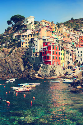 Cinque Terre - European Best Destinations - Riomaggiore in Cinque Terre - Copyright iryna1