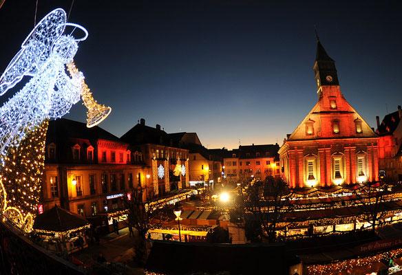 Best Christmas Market in France - Montbeliard Christmas Market - Copyright Montbeliard Tourisme - European Best Destinations