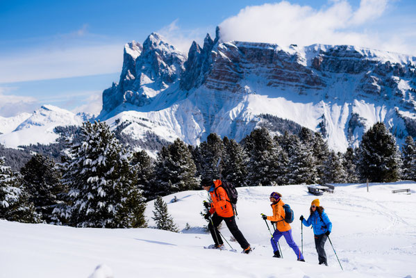 European Best Ski Resorts - Val Gardena in Italy - Copyright Val Gardena.it - Resciesa
