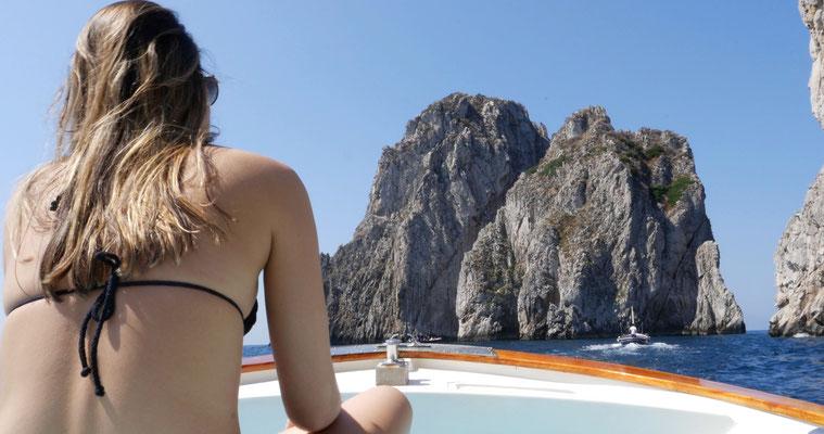 Capri - European Best Destinations - Boat tour in Capri - Copyright Gustavo Frazao