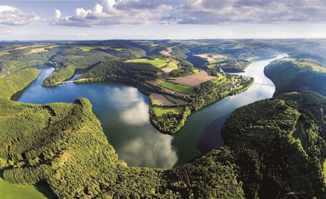 Luxembourg European Best Destinations - Copyright parcnatureldelahautesûre©ont.lu