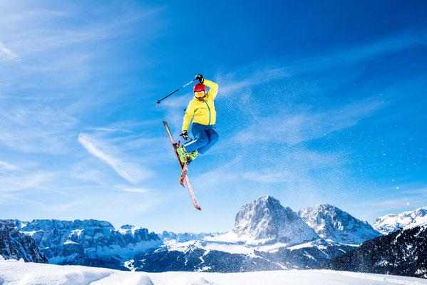 European Best Ski Resorts - Val Gardena in Italy - Copyright Val Gardena.it