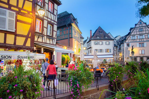 Colmar historic center - Copyright Matthieu Cadiou / European Best Destinations