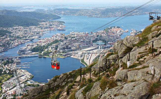 Bergen European Best Destinations Copyright Solomiya Trylovska