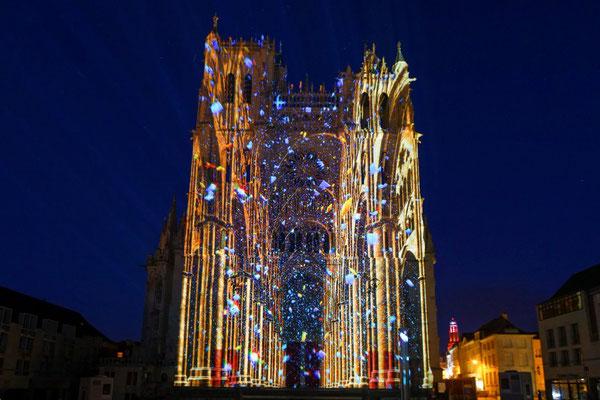 Amiens Christmas Market - Copyright Amiens Metropole