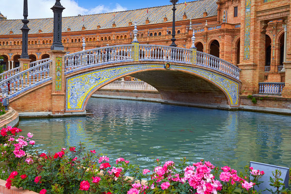 Seville - European Best Destinations - Plaza de Espana - Sevilla - Copyright holbox 3