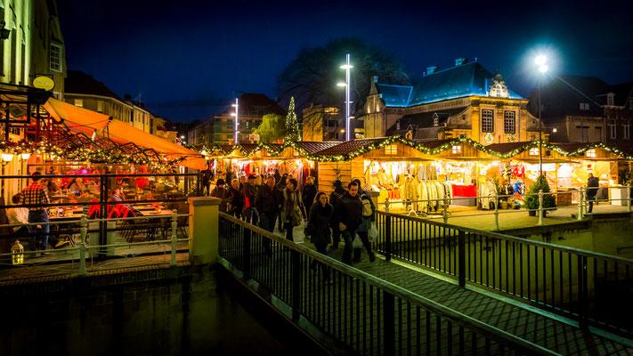 Best Christmas Markets in Europe - Valkenburg Christmas Market - Copyright kerststadvalkenburg.nl - European Best Destinations