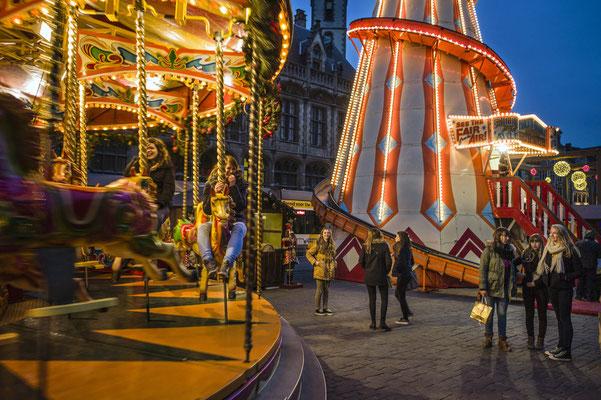 Christmas Market Ghent - Copyright Visit Ghent