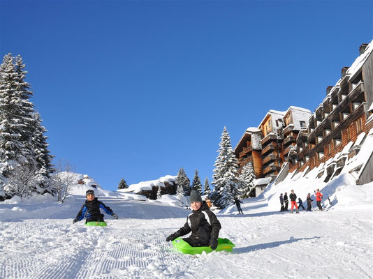 Avoriaz - European Best Ski Resorts - Copyright Stephane Lerendu - Avoriaz Tourism