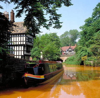 Worsley, Greater Manchester, England - ©VisitBritain