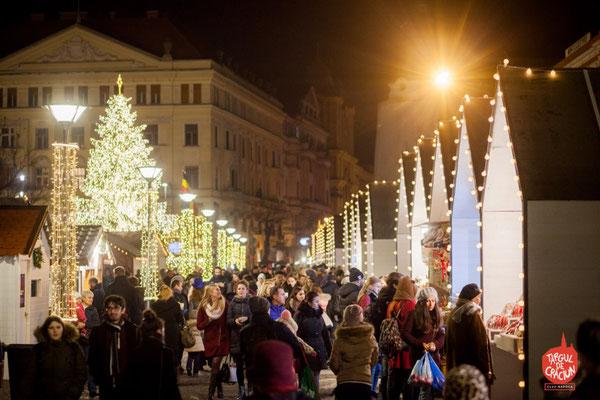 Best Christmas Markets in Europe - Cluj-Napoca Christmas Market - Copyright familiondecraciun.ro - European Best Destinations
