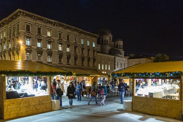 Trieste Christmas Market - European Best Christmas Market - European Best Destinations Copyright Fabrice_gallina