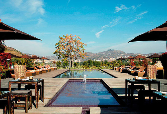 Best Wellness Hotels in Europe - Aquapura Douro Valley  - European Best Destinations