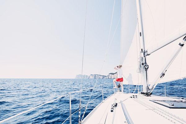 Adriatic Sea in Croatia - Copyright Sergey Furtaev