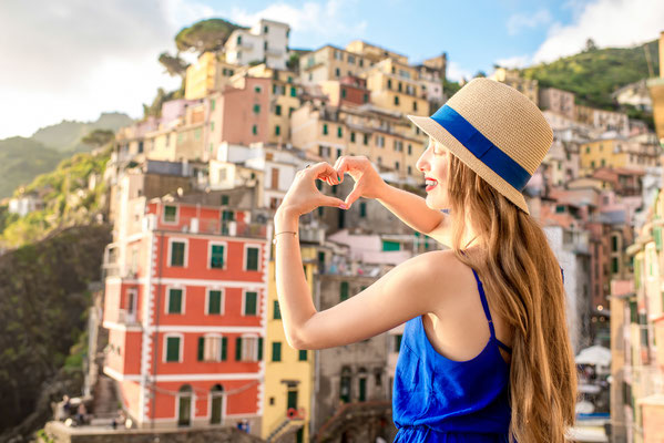 Cinque Terre - European Best Destinations - Riomaggiore in Cinque Terre - Copyright RossHelen