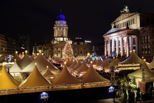 Best Christmas Markets in Germany -  Berlin Christmas City Break - Copyright VisitBerlin - European Best Destinations