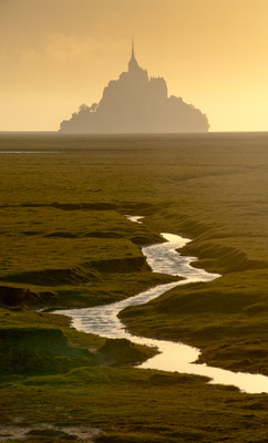 Mont st Michel - Normandy, France - Droit d'auteur  Production Perig