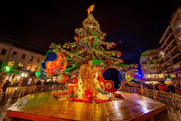 Ostend Christmas Market - Copyright VIsit Ostend - European Best Destinations