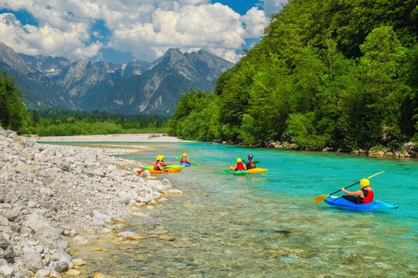 Kayaking copyright Gaspar Janos
