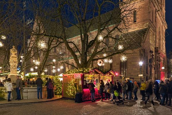 Basel Christmas Market - Copyright Mikhail Markovskiy