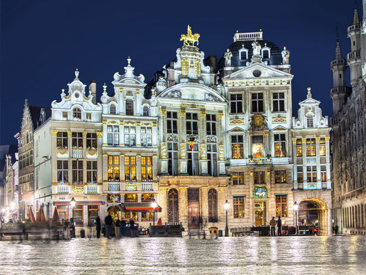 Brussels European Best Destinations Copyright MarinaDa
