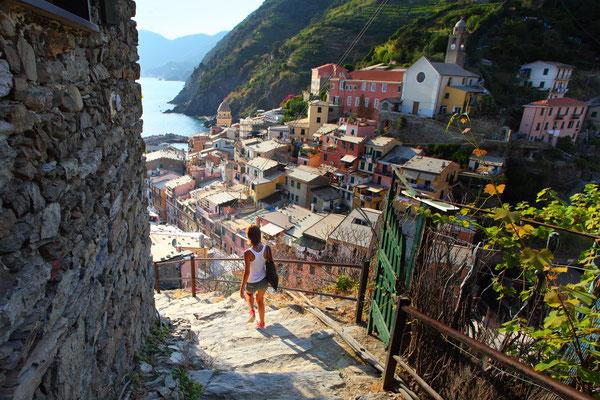 Cinque Terre - European Best Destinations - Vernazza in Cinque Terre Copyright  Dudarev Mikhail