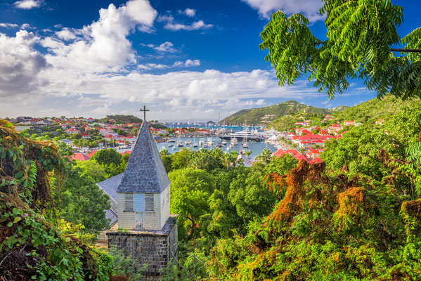 Saint Barthelemy - European Best Destinations - Anglican Church of Saint Barhtelemy - Copyright  Sean Pavone
