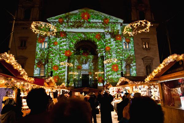 Budapest Christmas Market Copyright Fütő Beáta