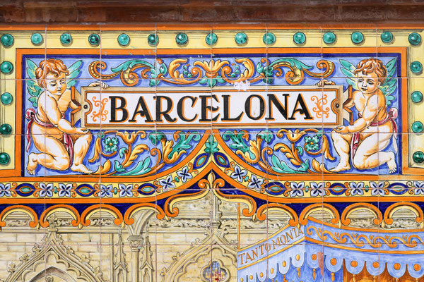 Barcelone European Best Destinations - Copyright Tupungato