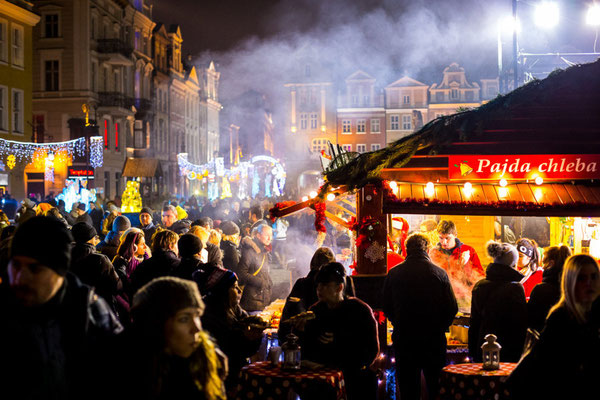 Poznan Christmas Market - Best Christmas Markets in Europe - Copyright Poznan.travel - Marek_Zakrzewski