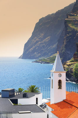 Camara de Lobos resort, Madeira island, Portugal Copyright Mikadun