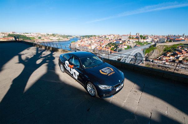 Sixt, official partner of Porto - European Best Destination © Matthieu Cadiou / European Best Destinations
