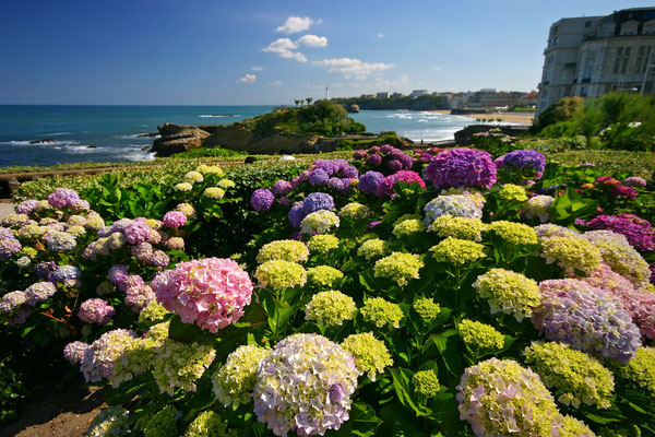 Biarritz European Best Destinations Copyright Gregory Guivarch