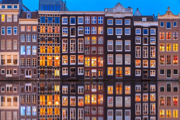 Amsterdam European Best Destinations - Copyright Pigprox