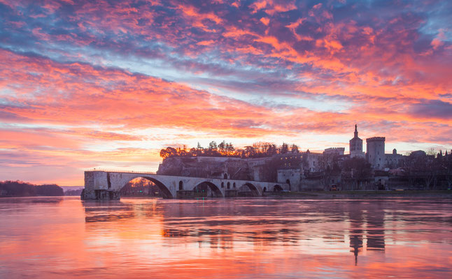 Avignon European Best Destinations - Copyright Dontsov Evgeny
